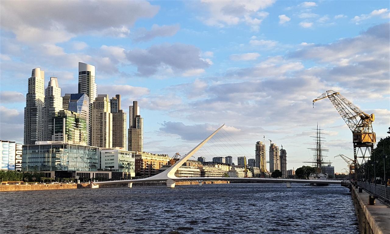 Južná Amerika – 1. časť  – Buenos Aires